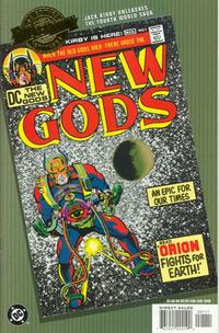 Cover Thumbnail for Millennium Edition: New Gods 1 (DC, 2000 series)