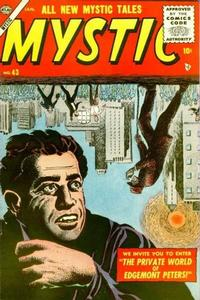 Cover Thumbnail for Mystic (Marvel, 1951 series) #43