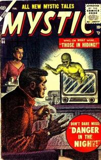 Cover Thumbnail for Mystic (Marvel, 1951 series) #44