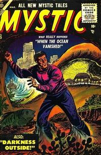Cover Thumbnail for Mystic (Marvel, 1951 series) #45