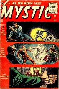 Cover Thumbnail for Mystic (Marvel, 1951 series) #46