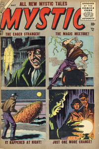 Cover Thumbnail for Mystic (Marvel, 1951 series) #47
