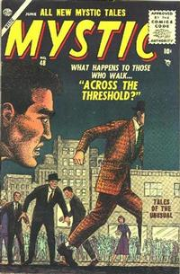 Cover Thumbnail for Mystic (Marvel, 1951 series) #48