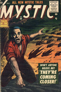 Cover Thumbnail for Mystic (Marvel, 1951 series) #49