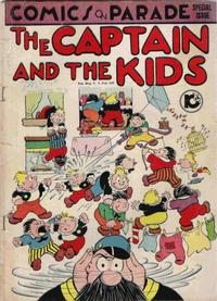 Cover Thumbnail for Comics on Parade Special Issue (United Features, 1946 series)