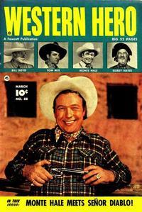 Cover Thumbnail for Western Hero (Fawcett, 1949 series) #88