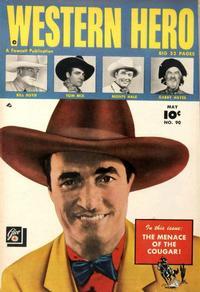 Cover Thumbnail for Western Hero (Fawcett, 1949 series) #90