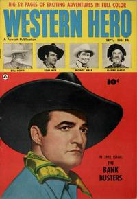 Cover Thumbnail for Western Hero (Fawcett, 1949 series) #94