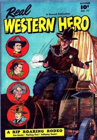 Cover Thumbnail for Real Western Hero (Fawcett, 1948 series) #71