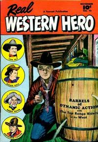 Cover Thumbnail for Real Western Hero (Fawcett, 1948 series) #72