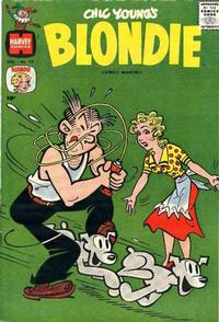 Cover Thumbnail for Blondie Comics Monthly (Harvey, 1950 series) #138