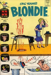 Cover Thumbnail for Blondie (Harvey, 1960 series) #148