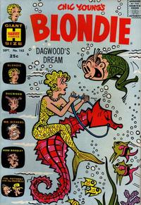 Cover Thumbnail for Blondie (Harvey, 1960 series) #162