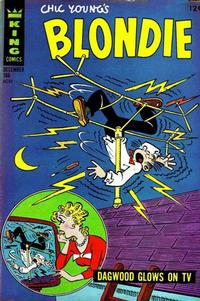 Cover Thumbnail for Blondie (King Features, 1966 series) #166