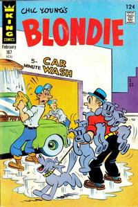 Cover Thumbnail for Blondie (King Features, 1966 series) #167