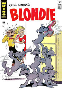 Cover Thumbnail for Blondie (King Features, 1966 series) #168