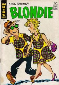 Cover Thumbnail for Blondie (King Features, 1966 series) #171