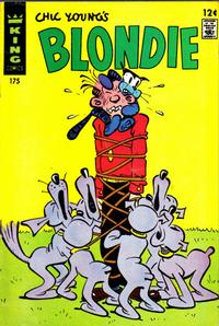 Cover Thumbnail for Blondie (King Features, 1966 series) #175