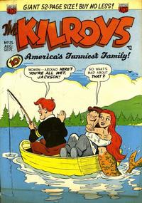 Cover Thumbnail for The Kilroys (American Comics Group, 1947 series) #25