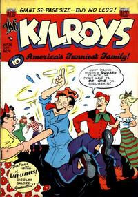 Cover Thumbnail for The Kilroys (American Comics Group, 1947 series) #26