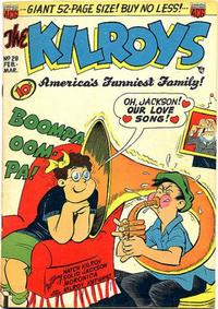 Cover Thumbnail for The Kilroys (American Comics Group, 1947 series) #28