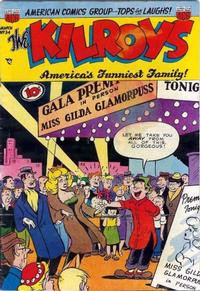 Cover Thumbnail for The Kilroys (American Comics Group, 1947 series) #34
