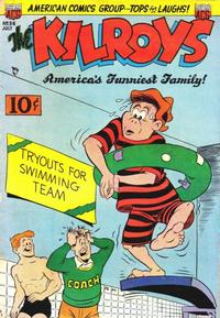 Cover Thumbnail for The Kilroys (American Comics Group, 1947 series) #36