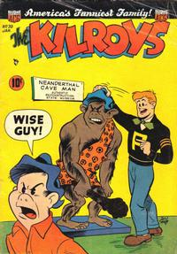 Cover Thumbnail for The Kilroys (American Comics Group, 1947 series) #39