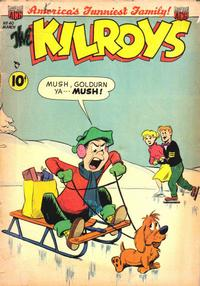 Cover Thumbnail for The Kilroys (American Comics Group, 1947 series) #40