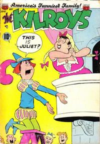 Cover Thumbnail for The Kilroys (American Comics Group, 1947 series) #47