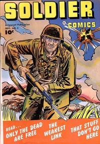 Cover Thumbnail for Soldier Comics (Fawcett, 1952 series) #5