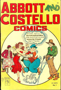 Cover Thumbnail for Abbott and Costello Comics (St. John, 1948 series) #1