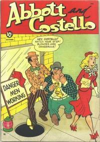 Cover Thumbnail for Abbott and Costello Comics (St. John, 1948 series) #11