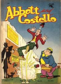 Cover Thumbnail for Abbott and Costello Comics (St. John, 1948 series) #14