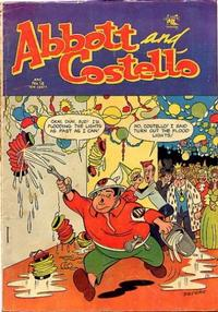Cover Thumbnail for Abbott and Costello Comics (St. John, 1948 series) #18