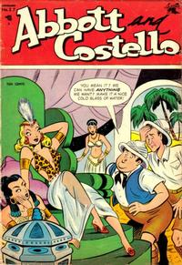 Cover Thumbnail for Abbott and Costello Comics (St. John, 1948 series) #27