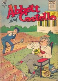 Cover Thumbnail for Abbott and Costello Comics (St. John, 1948 series) #32