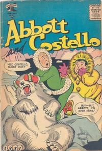 Cover Thumbnail for Abbott and Costello Comics (St. John, 1948 series) #36