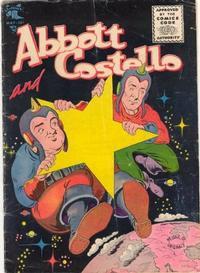 Cover Thumbnail for Abbott and Costello Comics (St. John, 1948 series) #38