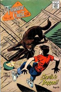 Cover Thumbnail for Treasure Chest of Fun and Fact (George A. Pflaum, 1946 series) #v21#17 [403]