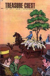 Cover Thumbnail for Treasure Chest of Fun and Fact (George A. Pflaum, 1946 series) #v24#17 [463]
