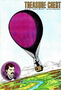 Cover Thumbnail for Treasure Chest of Fun and Fact (George A. Pflaum, 1946 series) #v25#5 [469]