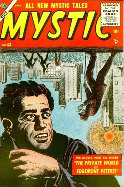 Cover for Mystic (Marvel, 1951 series) #43