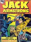 Cover for Jack Armstrong (Parents' Magazine Press, 1947 series) #12