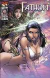 Cover for Fathom (Image, 1998 series) #12 [Witchblade Cover]