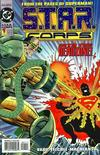 Cover for S.T.A.R. Corps (DC, 1993 series) #1