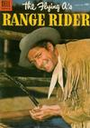 Cover for The Flying A's Range Rider (Dell, 1953 series) #9