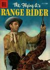 Cover for The Flying A's Range Rider (Dell, 1953 series) #12