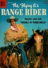 Cover for The Flying A's Range Rider (Dell, 1953 series) #21