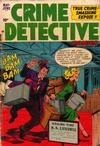 Cover for Crime Detective Comics (Hillman, 1948 series) #v3#8